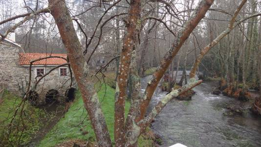 Water mill in Goente (A Coru�a)